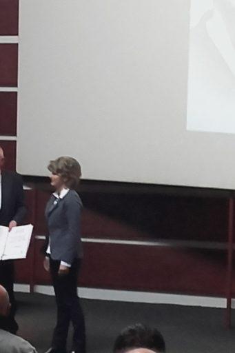 Pocasni predsednik VKV Zivko Cjeticanin dobitnik je Spartakove nagrade u 2016. godini