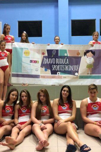 2. mesto u Kupu Srbije za naše devojke rođene 2000. godine i mlađe