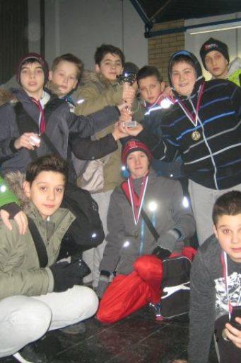 Juniori Vojvodine 2005. godišta osvojili su III mesto u Kupu Srbije