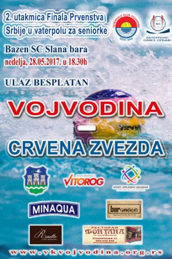 2. utakmica finala Prvenstva Srbije