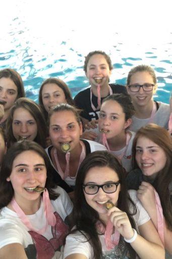 Zenska juniorska ekipa Vojvodine novi je sampion Srbije