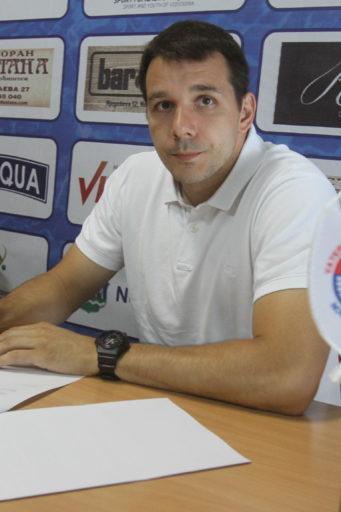 Marko Ćuk ponovo u kapici Vojvodine