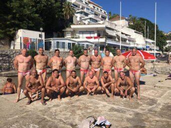 Veterani VK Vojvodina su osvojili drugo mesto na turniru Kup Jadrana 2017 u Herceg Novom
