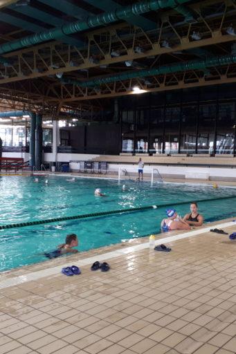 Zenska juniorska reprezentacija Srbije na pripremama u Novom Sadu