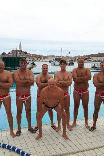 Veteranska ekipa Vojvodine osvojila turnir u Rovinju