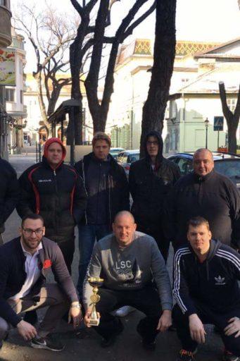 """Veterani Vojvodine osvojili memorijalni veteranski vaterpolo turnir """"Mirko Vujković"""""""