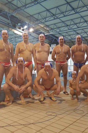 Veterani VK Vojvodina su osvojili drugo mesto na V tradicionalnom Memorijalnom turniru Gregorja Kosirja u Kranju