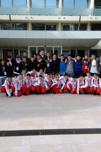 Juniorske ekipe Vojvodine U-12 i U-14 učestvovali su na turniru Tomo 2018 u Dubrovniku