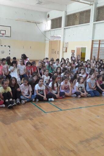 "Vaterpolo klub ""Vojvodina"", Novi Sad, pokrenuo je inijicativu promovisanja ženskog vaterpola"