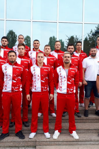 """VK Vojvodina na turniru  """"Sarajevo Champion Challenge"""" 2018."""