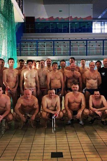 Odigran je 6. memorijalni Gregorja Koširja, međunarodni veteranski turnir ŠD Kranj 75 u vaterpolu