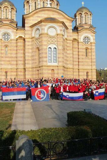 Juniori Vojvodine na turniru BORAC KUP u Banjaluci