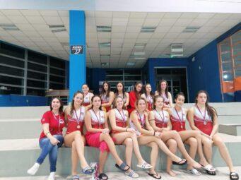Juniorke osvojile 2.mesto u Kupu