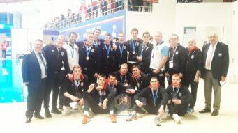 Čestitke juniorima Srbije na srebru
