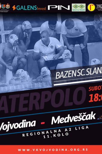 11.kolo Regionalne A2 lige, VOJVODINA-Medvešćak