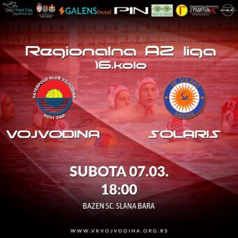 16.kolo RVL Vojvodina – Solaris